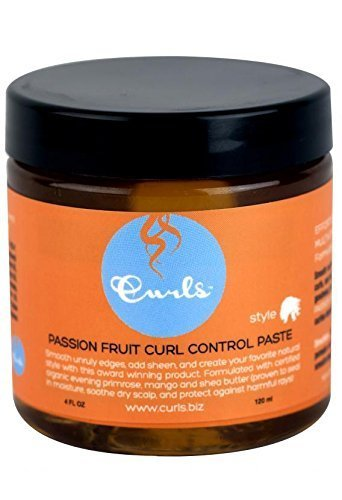 - Curls Passion Fruit Control Paste (Pack of 2)
