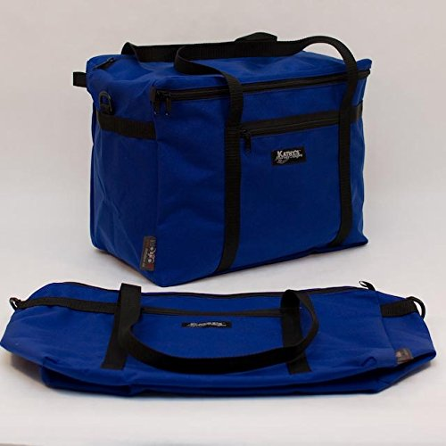KJD LIFETIME inner saddlebag liners for BMW Adventure cases: R1200GS | B2GSAP.blu | Blue