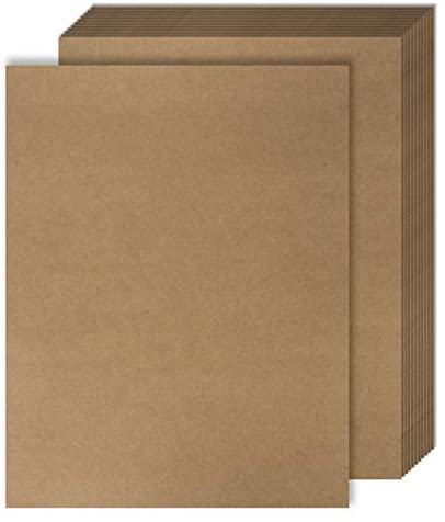120 Pack Kraft Paper Stationery product image