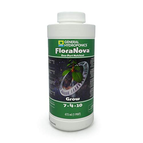 GHE Florateck Nova Flora Grow - 473 Ml ()