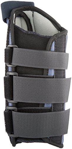 Sammons Preston Thumb Spica Wrist Brace, MC and CMC Joint Support and Stabilizer, Secure Brace and Splint for Thumb with Open Finger, Splint for Recovery, Therapy, Rehabilitation, Right, Large by Sammons Preston (Image #1)
