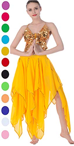 Fairy Renaissance Costume Skirt Latin Dance Dresses for