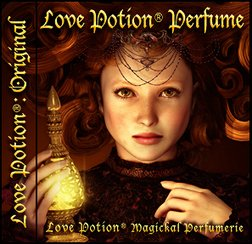 Love Potion® Perfume ~ 1/3 fl.oz. Concentrated Perfume Oil