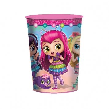 Little Charmers Birthday Party Supplies Favor Cups set of 12