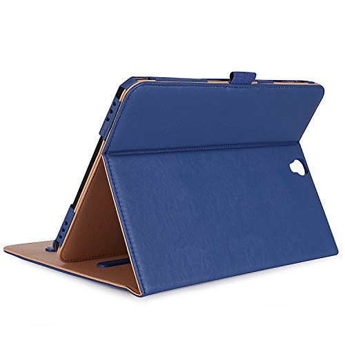 ProCase-Samsung-Galaxy-Tab-S3-97-Case-Stand-Folio-Case-Cover-for-Galaxy-Tab-S3-Tablet-97-Inch-SM-T820-T825-with-Multiple-Viewing-Angles-Document-Card-Pocket---Navy-Blue