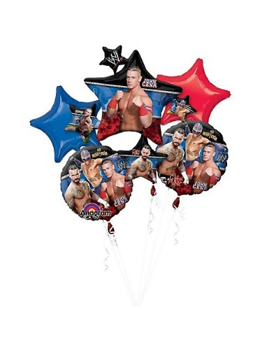 Mayflower BB101273 Wwe Balloon Bouquet by Mayflower Products