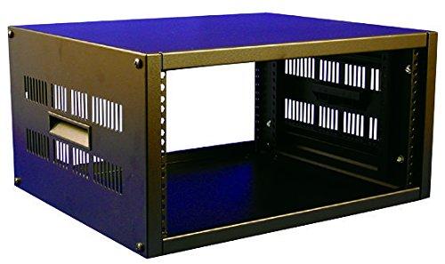 RCHV1901424LG1 - 19 Cabinet, Rack Mount, Vented, KD, Table Top, 14.06 , 406 mm, 533 mm, 622 mm, Steel (RCHV1901424LG1)
