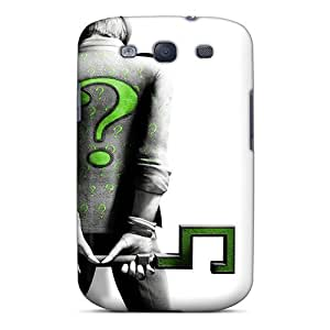 New Arrival The Riddler For Galaxy S3 Case Cover