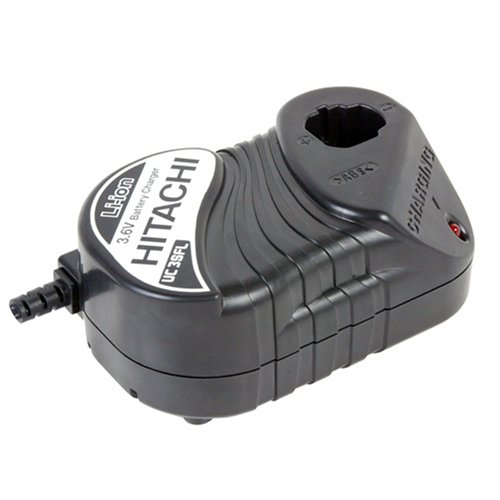 Hitachi UC3SFL 3.6-Volt Lithium-Ion EBM3-Series Battery Charger