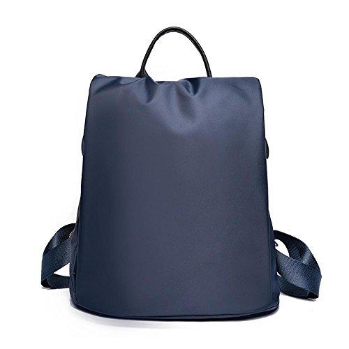 Aoligei Double version coréenne de sac à bandoulière femme paquet à Oxford tissu toile fashion Nylon backpack D