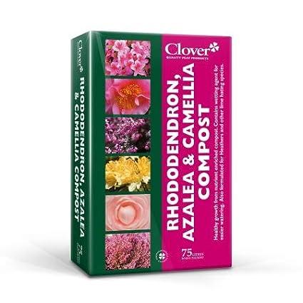 Clover Rhododendron Compost Azalea /& Camellia ericaceous