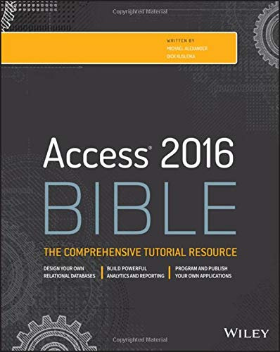 Powerpoint Quick Reference Card - Access 2016 Bible