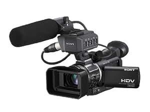 Sony HVR-A1E - Videocámara (3 MP, CMOS, 10x, 10x, Tarjeta de memoria, MS Duo)