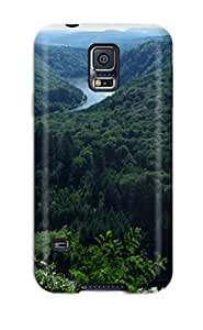 New Style Hard Case Cover For Galaxy S5- Panoramic