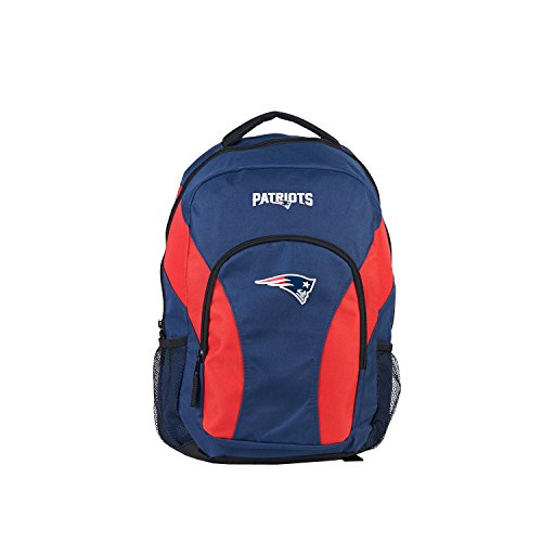 - Officially Licensed NFL New England Patriots Draftday Backpack