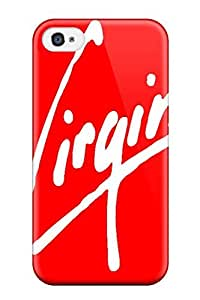 iPhone 5 5s Cover Case - Eco-friendly Packaging(virgin Logo )