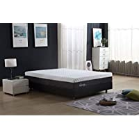 Cerys Memory Foam and Latex Mattress by Sleep Pros (Queen)