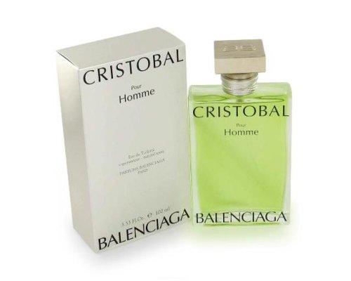 Cristobal, 3.33 for Men by Balenciaga EDT (Perfume Cristobal)