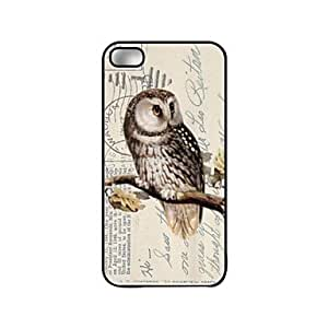 NEW Elonbo J1F Cute Owl Case Cover for iPhone 5/5S