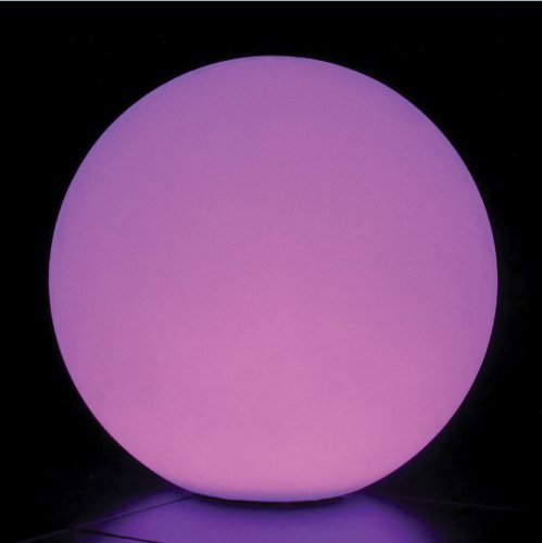 The Ellipsis Led Illuminated Floating Ball