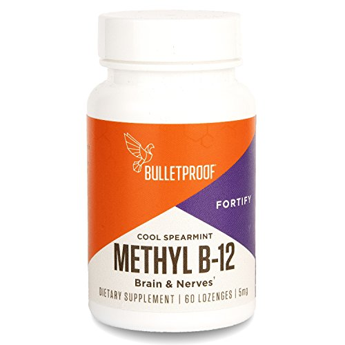 Bulletproff Methyl B-12, Supports Healthy Brain Cells and...