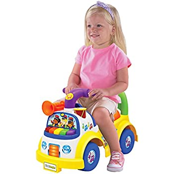 Amazon.com: Fisher-Price 3-in-1 Push N Scoot Ride On: Toys ...