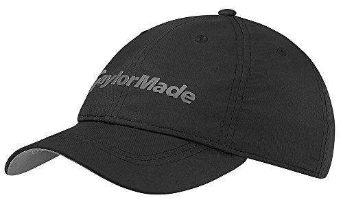 TaylorMade Golf 2018 Men's Lifestyle Tradition Lite Heather Hat, Heather Black, One Size