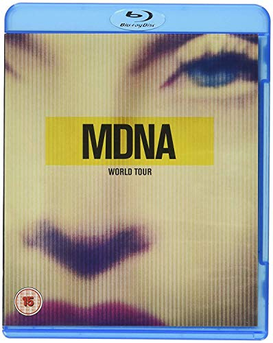 Mdna World Tour [Blu-ray] (Best Madonna Music Videos)
