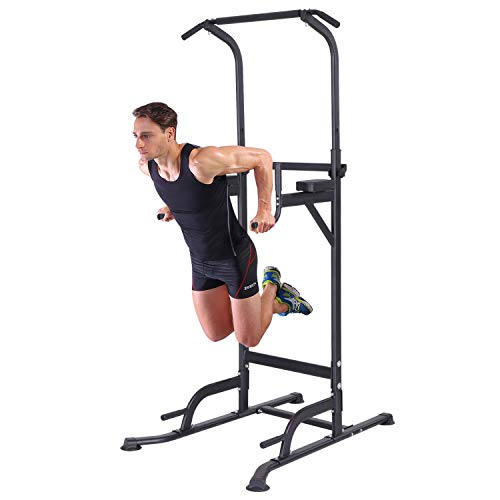 Home Gym Kit Out: K KiNGKANG Power Tower Home Gym Adjustable Height Pull Up