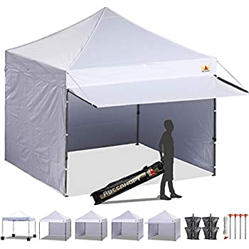 Amazon Com Abccanopy 10x10 Rhino Series Easy Pop Up