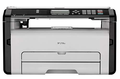 Renewed  Ricoh SP210SU Monochrome Multi Function Laser Printer