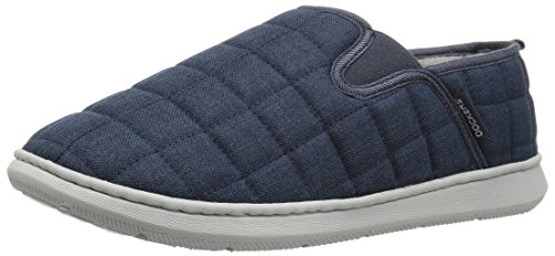 quilted mens slippers - 7