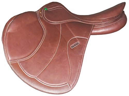 Hdr Close Contact Saddle (HDR Galia Close Contact Saddle 17R Havana)