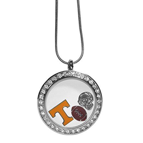 Siskiyou NCAA Tennessee Volunteers Charm Locket Necklace, 18