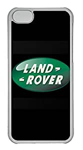 iphone 5s Case, iphone 5s Cases - Anti-Scratch Crystal Clear Back Bumper for iphone 5s Land Rover Car Logo 7 Shock-Absorption Hard Case for iphone 5s