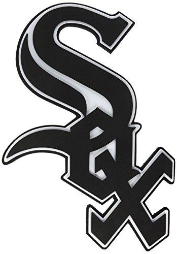 (Foam Fanatics Chicago White Sox Foam Logo Sign)