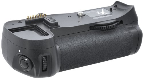 Zeikos Battery Grip - Xit XTNG600 Digital Camera Battery Power Grip for Nikon D600/D610 DSLR Cameras (MB-D14), Black