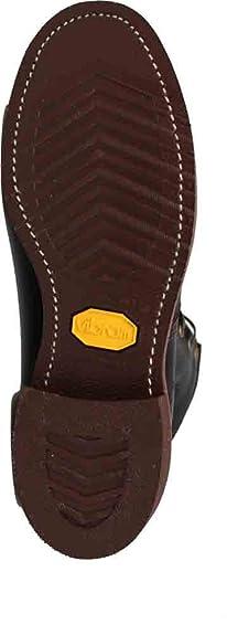 Chippewa 1901M25 Herren Leder Boots Gr.45 mit Vibram V Bar