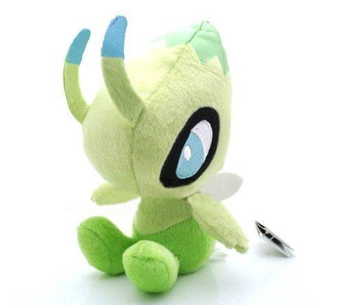 Just Model Pokemon: 7-inch Celebi Plush Toy