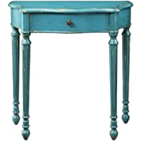 Bassett Kincaid Console Table with Curved Legs Bassett, Azure