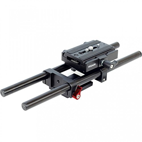 PROAIM 15mm Universal Rail Rod Support System with Multipurp