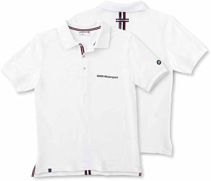 Deportiva BMW original admiradora Polo de manga corta para hombre ...