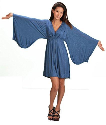 Women's Bell Sleeve Goddess Dress