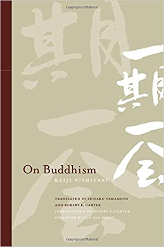 Nishitani Buddhism cover art