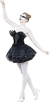 Smiffys Smiffys-27313M Halloween Disfraz de Cisne Negro gótico ...