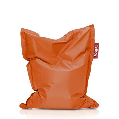 Fatboy USA SLM-ORG Original Slim Bean Bag Chair, Orange