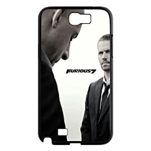 Furious 7 FG0022140 Phone Back Case Customized Art Print Design Hard Shell Protection Samsung Galaxy Note 2 N7100