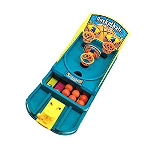 Amazon.com: Kids Table Basketball Game Arcade Style