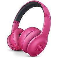 JBL Everest 300 On-Ear Wireless Bluetooth Headphones (Pink) - Refurbished