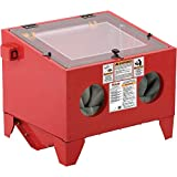 Grizzly Industrial T27156 - Top-Loading Benchtop Sandblast Cabinet